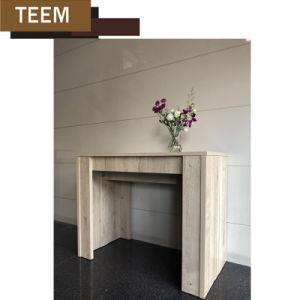 La consola de modernos de madera para mesa de comedor extensible de ...