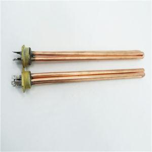 230V 500W Bride de chauffage d'immersion de l'élément de chauffage du tube de cuivre