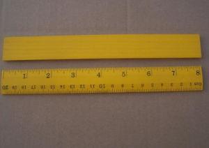 De aangepaste Originele Houten Heerser van 20cm voor Bevordering