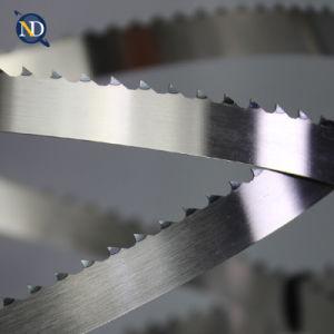 blad van de Lintzaag van het Roestvrij staal van 16*0.65mm T4 het Scherpe Voor Vlees