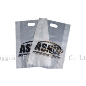 Alta qualidade 100% virgem de HDPE plástico Mala de transporte  personalizado de sacos Sacola de Compras 6def14bec8