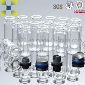 Vibrazione fuori dalla bottiglia liofilizzata dell'iniezione fatta del vetro di Borosilicate (10ml)