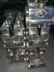 Refrigerador de água Kh300 Marinhas de troca de calor das peças do motor