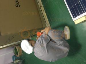 Osyea-SL 50W automático LED no painel Solar Luz de Estacionamento