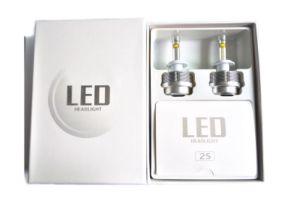 極度の明るい6000lm LED車のヘッドライト