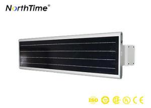 12V 30W Bridgelux LED integrado LM 3300 LED de exterior de las luces de calle Solar todo en uno