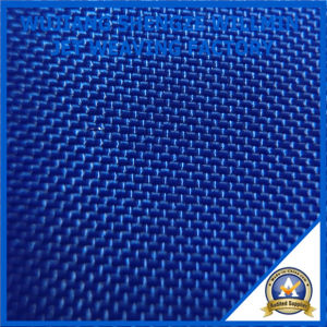 Cire와 PU Coated Strong Tent Bag Nylon 옥스포드 Fabric