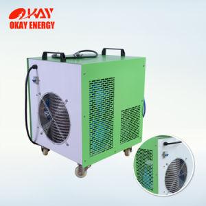 酸水素溶接の発電機