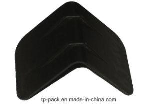 PP plástico protector de borde bajo correas