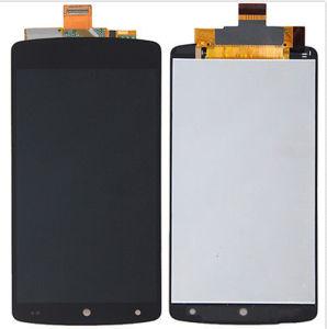 Digitalizador de conjunto de la pantalla táctil LCD de LG Nexus5