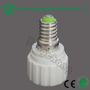 E14 zu GU10 Lampholder Adapter Lamp Holder für LED