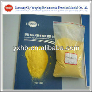 Produits chimiques de traitement des eaux usées Multipale le chlorure de polyaluminium