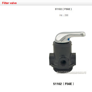 Exécutez Xin filtre manuel de la vanne de filtre à eau RO 51102 (F56E)