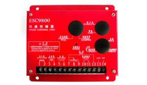 Comminsのエンジン部分のためのESC9800速度制御の単位