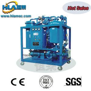 Los residuos de aceite del compresor de calentamiento de la máquina de reciclaje Demulsification vacío