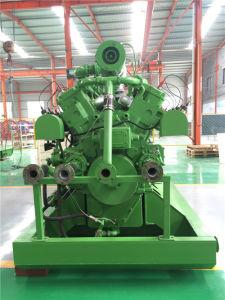 500kw Generador Termoeléctrico de Gas Natural a empresas de fabricación