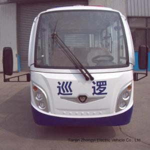 Operado a bateria Street Viatura Modificada Carro Eléctrico