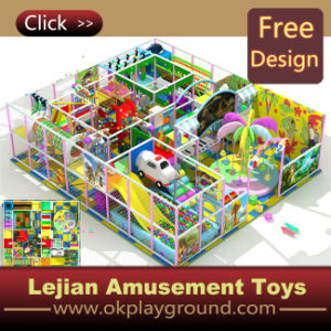 CE Series électrique grands enfants Indoor Playground Conception