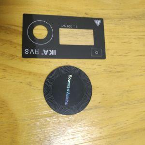 OEMは電化製品のトップ・カバー制御接触ガラスのパネルを和らげた