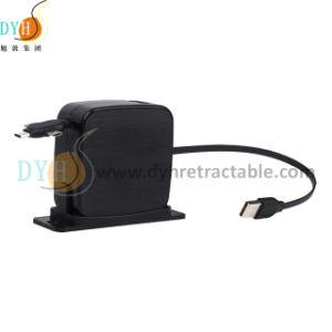 зарядное устройство USB Smart с 3 по 1 втягивающийся кабель