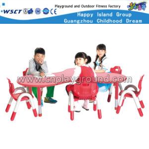 子供プラスチック表の学校家具Hc-1802