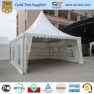 tenda del Pergola del lusso di 5X5m per la tonalità di lusso del giardino dell'hotel (SP-ZD05)