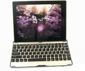 9.7  IPS IPS 9.7inch van het Scherm RK3066 Dubbele PC van de Tablet van de Kern cpu Android4.1 met Toetsenbord Bluetooth