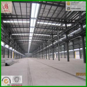 Estructura de acero Knock-Down planta para la fábrica.