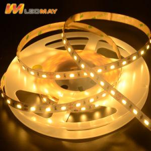 Bernsteinfarbiges flexibles SMD5630 DC12V LED Streifen-Licht des hohen Lumen-