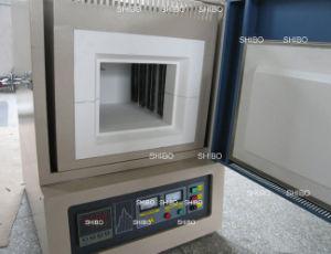 高温マッフル炉、箱形炉1400c (300X300X300mm)