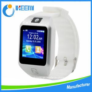Dz09 Reloj inteligente con la tarjeta SIM Clock Sync notificador la conectividad Bluetooth Apple Smartphones Andriod