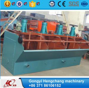 Strumentazione della macchina di lancio di Xjk di alta qualità per la separazione del minerale metallifero