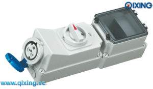Douille industriels IP67 avec boîte de CWM (QX7213)
