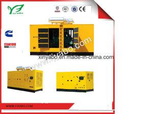 Generador diésel Cummins de 160 kVA.