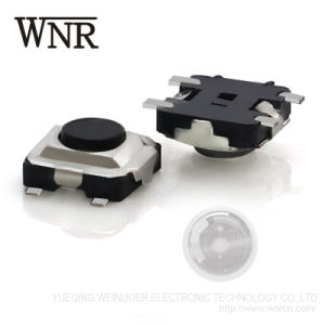 Wnre 4 Pin tact switch SMD interruptor eléctrico TS-1809f