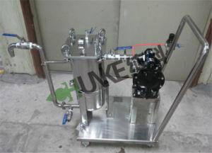 고품질 산업 급수 여과기 배/부대 필터 장비