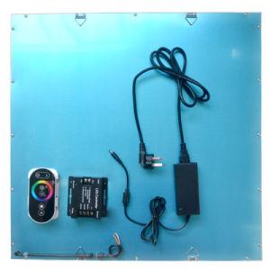 595*595mm 3000-6000K Ra>90 DMX LED RGB LUZ DE TECTO