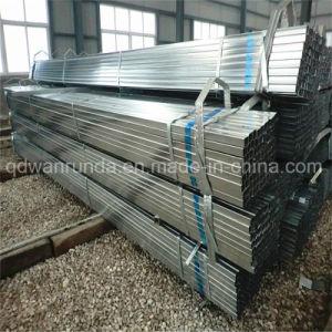 10X10-120X120мм предварительного оцинкованной стали трубки для мебели/рамы