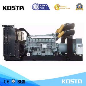 2050kVA自動力の緊急の三菱エンジンKosta Genset