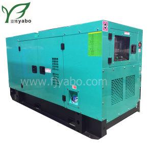 Lovolエンジン100kVA /80kw極度の無声ディーゼルGneerator
