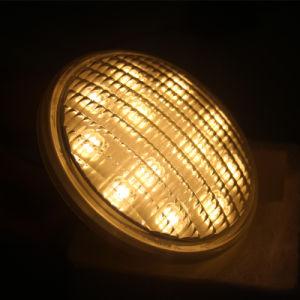 IP68 LED PAR56 Lámpara de Piscina con el AC12V