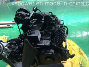 Motori diesel della costruzione industriale genuina di 6btaa5.9-C130 Dongfeng Cummins