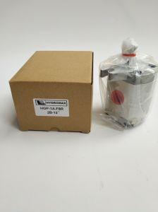 Bomba de aceite hidráulico Hgp-2A-F8R Bomba de engranajes de alta presión