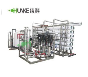 CK-RO-60t het Systeem van de omgekeerde die Osmose met het Vullen Machine in China wordt gemaakt