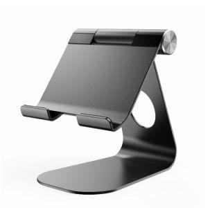 Suporte de mesa ajustável, iPad Stand, Titular do Suporte de Desktop Dock para iPad PRO iPad 2 3 4 mini-guia, Samsung S Tab e, Kindle, Nexus, superfície, Tablets Android
