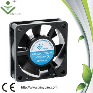 Вентилятор DC горячего вентилятора вентилятора вентилятора 6020 5V 12V 24V циркуляции воздуха пластичного осевого безщеточный
