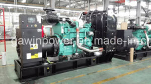 Super Silent дизельных генераторных установках с глобальными гарантии на двигатель