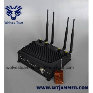 Regelbare GPS van de Telefoon van de Desktop Mobiele Stoorzender met Afstandsbediening