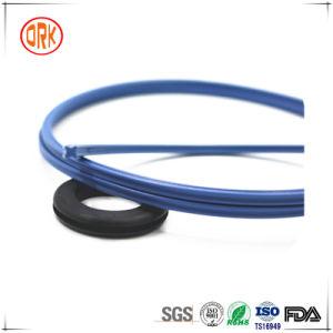 Blue Fls Fs gases fluorados de caucho de silicona Quad Ring Anillo X