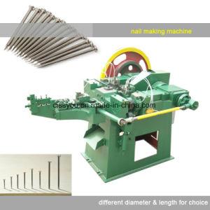 1-7 Spijker die van het Staal van de Draad van de duim de Automatische Machine maken